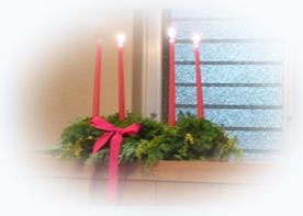 礼拝案内 12月15日 アドベント(待降節)第3週