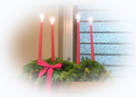 礼拝案内 12月22日 クリスマス礼拝